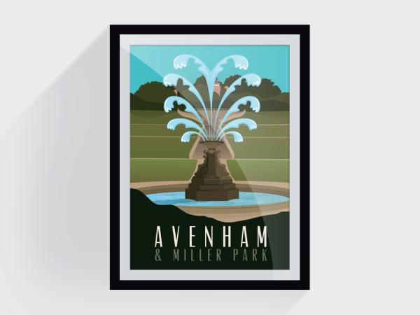 <span>Avenham Park – City Scenes</span><i>→</i>
