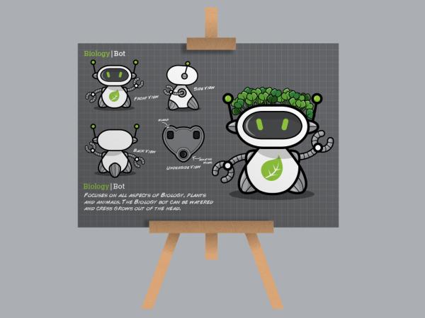 <span>University of Central Lancashire – Robot Mascot</span><i>→</i>