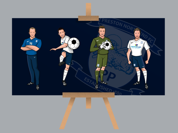 <span>Preston North End – Squad Illustrations</span><i>→</i>