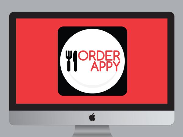 <span>OrderAppy logo</span><i>→</i>