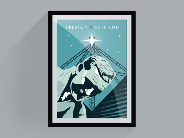 <span>Preston North End – City Scenes</span><i>→</i>