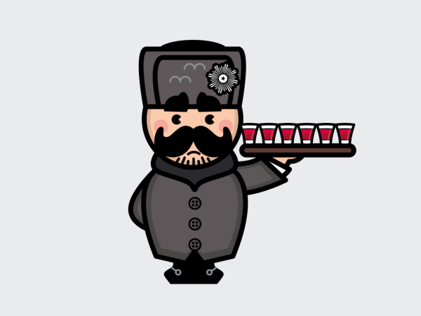 <span>Revolution – Mascot</span><i>→</i>