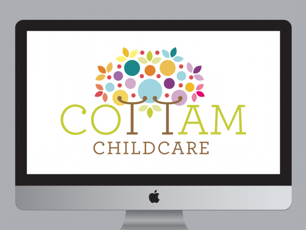 <span>Cottam Childcare logo</span><i>→</i>