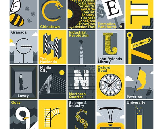 <span>The A-Z of Manchester print</span><i>→</i>