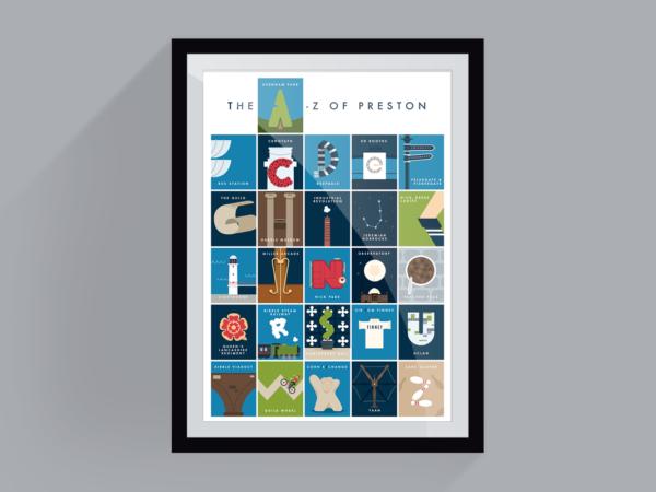 <span>Preston A-Z print</span><i>→</i>
