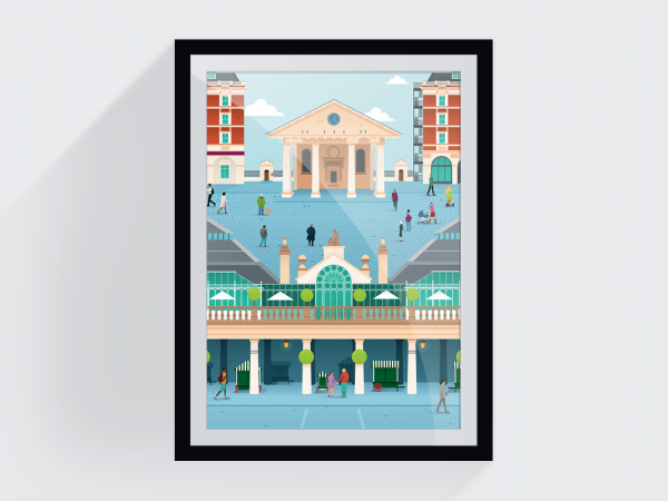 <span>Covent Garden Print (for London Transport Museum)</span><i>→</i>