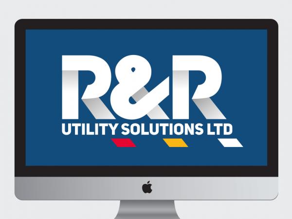 <span>R&R utilities logo</span><i>→</i>